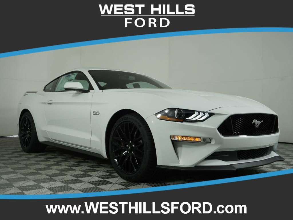 New 2019 Ford Mustang GT Premium RWD Fastback