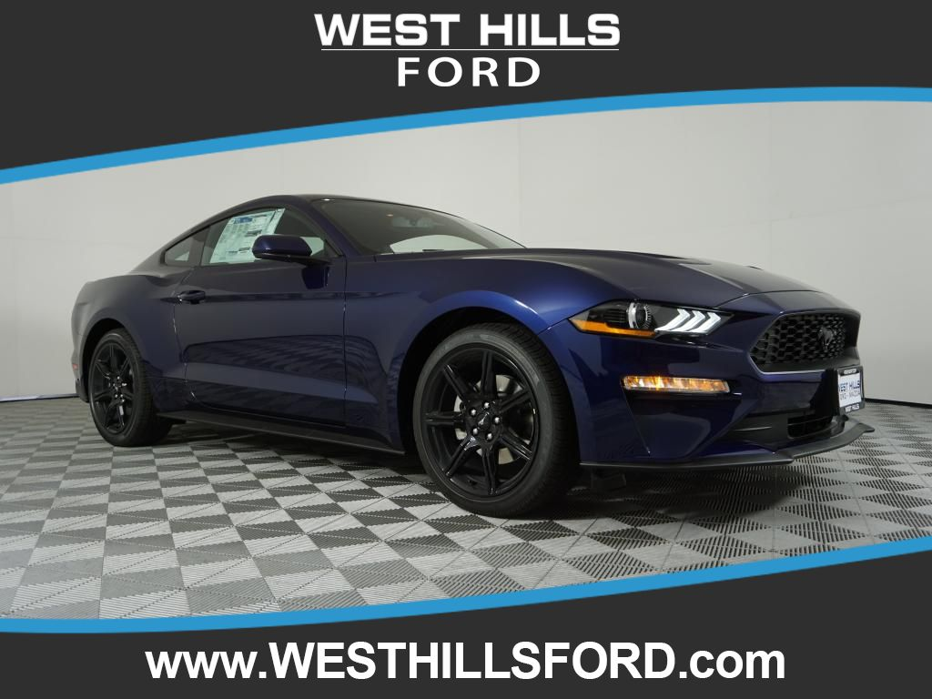 New 2019 Ford Mustang Ecoboost Rwd Fastback