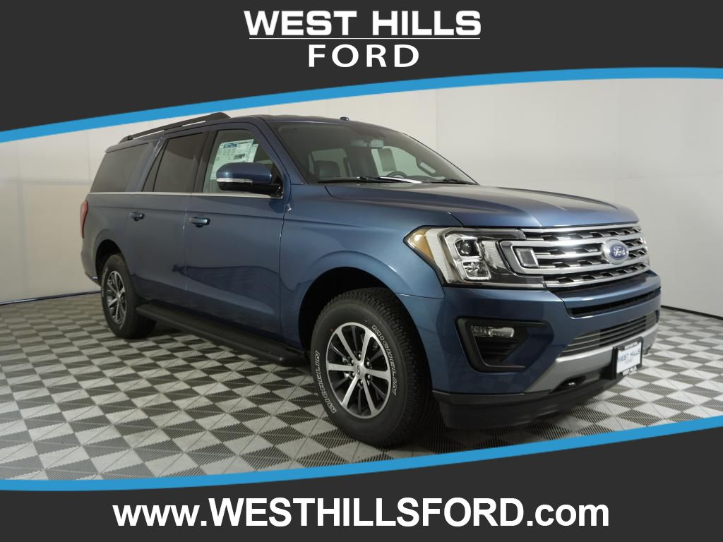 New 2019 Ford Expedition Max Xlt 4wd