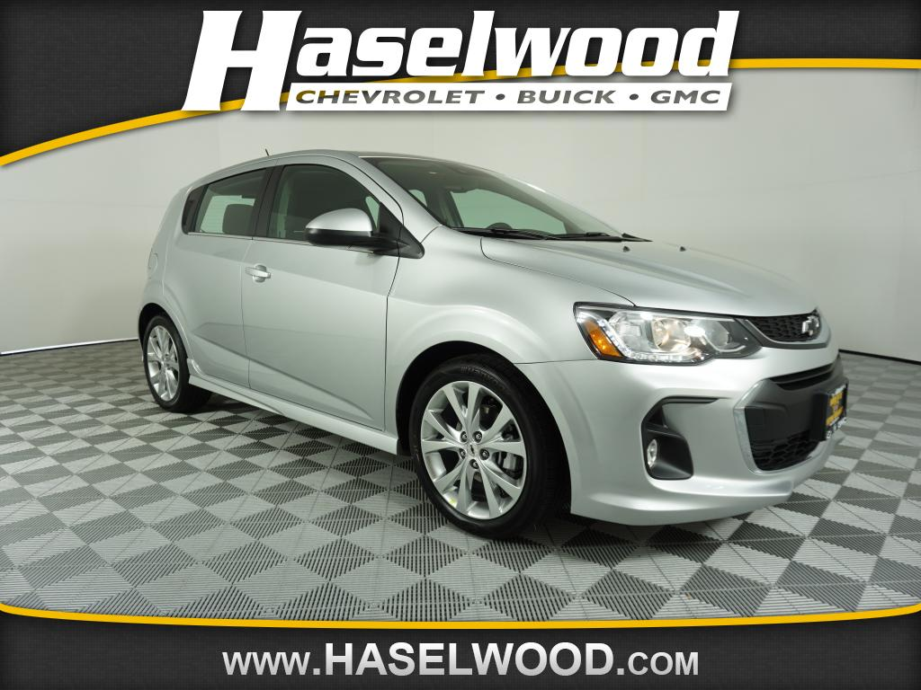 sonic chevrolet greendale in sedan fwd kelsey lt inventory new