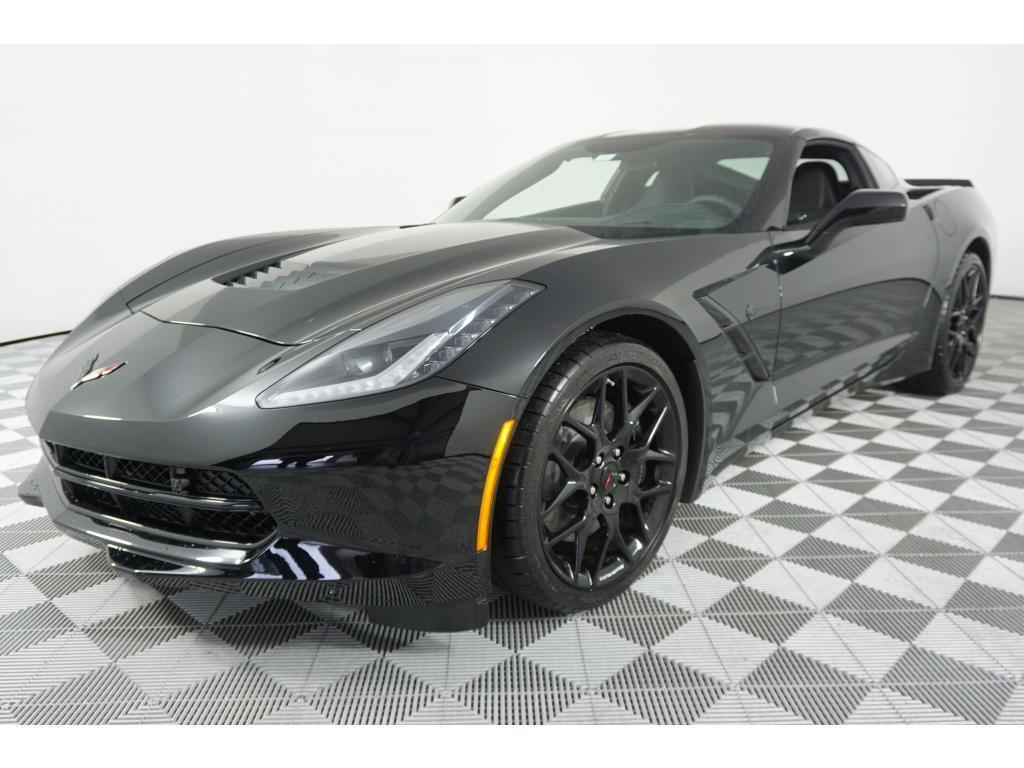 New 2019 Chevrolet Corvette Stingray Z51 2lt Rwd 2dr Stingray Cpe