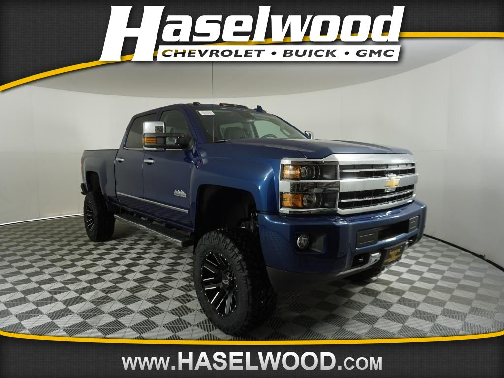 New 2019 Chevrolet Silverado 2500 High Country