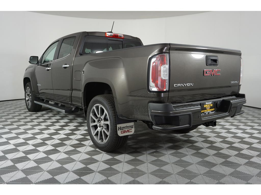 New 2019 GMC Canyon 4WD Denali 4WD