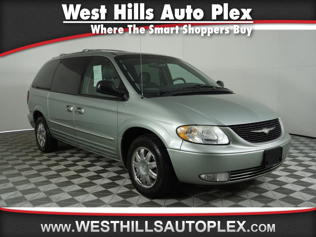 Pre-Owned 2004 Chrysler Town & Country Limited