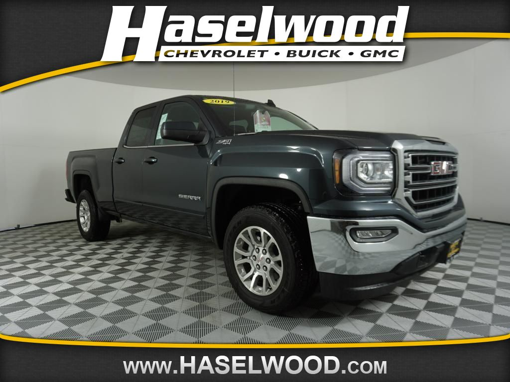 New 2019 GMC Sierra Limited 1500 SLE