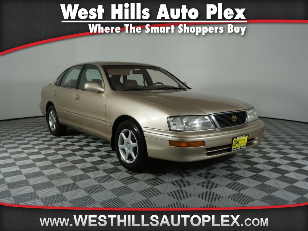 Pre-Owned 1996 Toyota Avalon XLS w/Bucket Seats