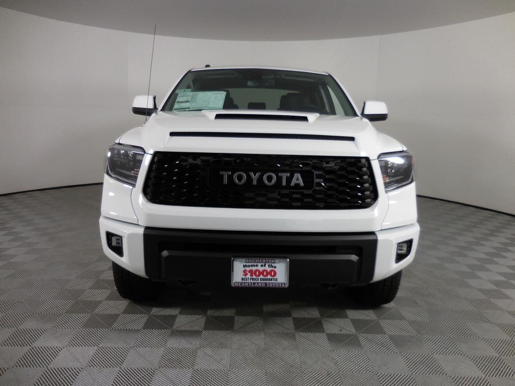 New 2019 Toyota Tundra Trd Pro Crewmax 5 5 Bed 5 7l Natl In