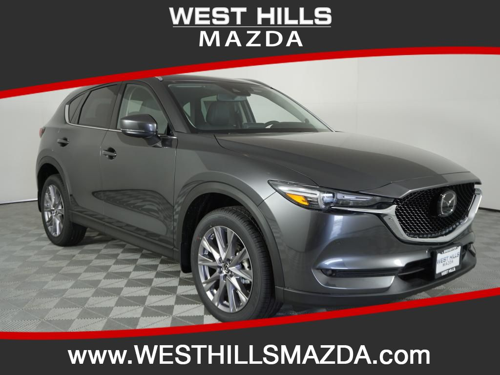 Mazda Cx 5 Awd >> New 2019 Mazda Cx 5 Grand Touring With Navigation Awd