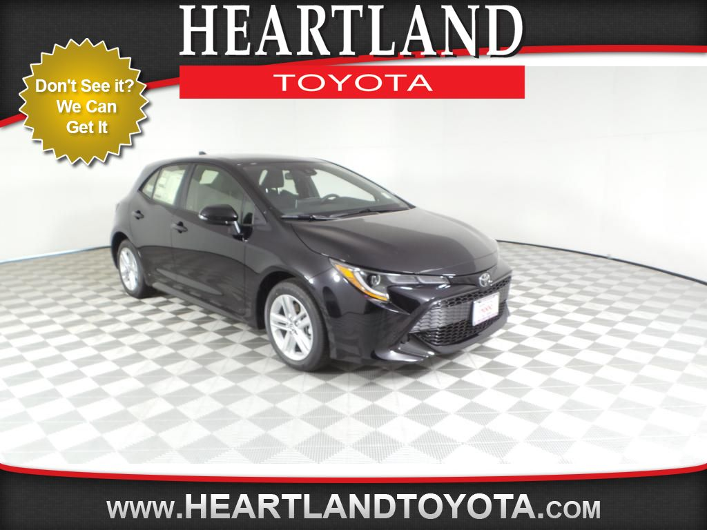 New 2019 Toyota Corolla Se Cvt Natl In Bremerton Tt1117 West
