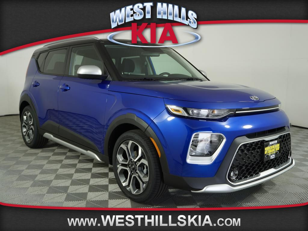 New 2020 Kia Soul X Line 4 Door Wagon In Bremerton Ka6593 West
