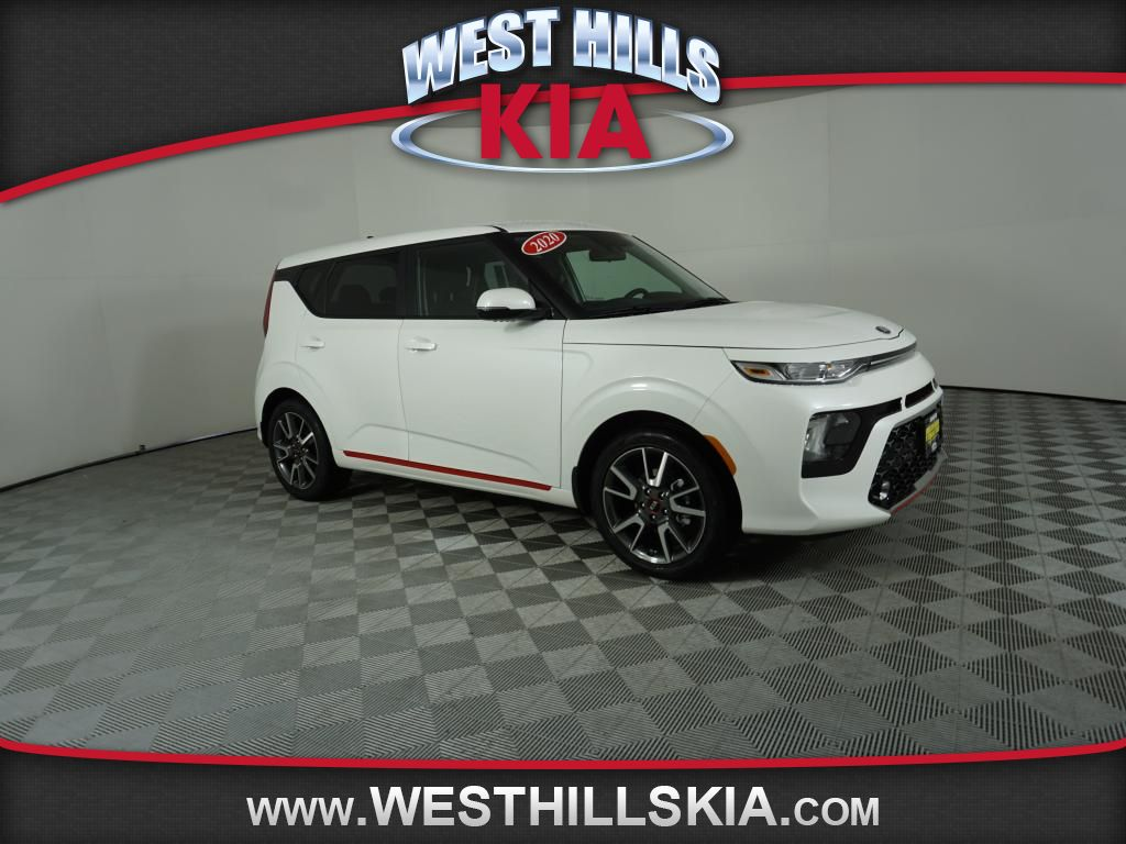 New 2020 Kia Soul Gt Line 4 Door Wagon In Bremerton Ka6580 West