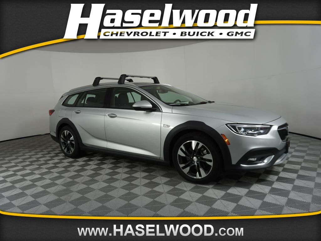 New 2019 Buick Regal Tourx Preferred 5dr Wgn Awd In Bremerton
