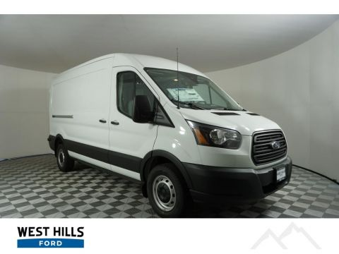 2019 Ford Transit Van T-250 Med Roof Slide Base