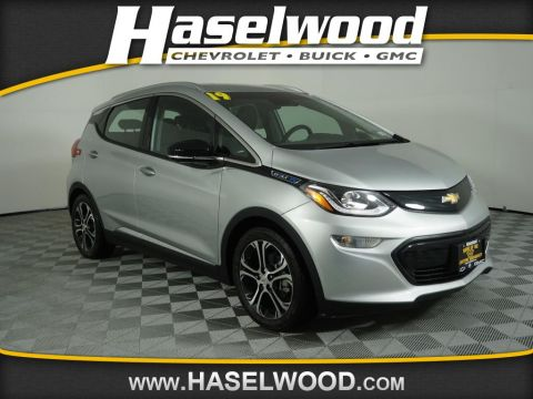 New 2019 Chevrolet Bolt Premier
