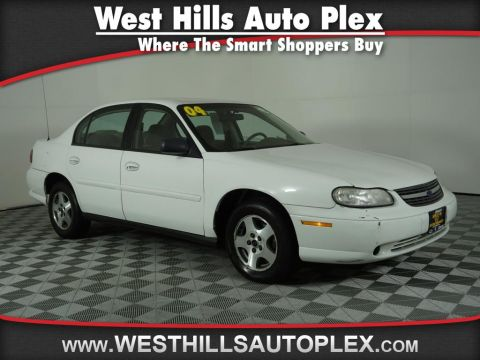 Pre-Owned 2004 Chevrolet Classic Base