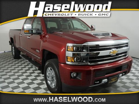 New 2019 Chevrolet Silverado 3500 Work Truck
