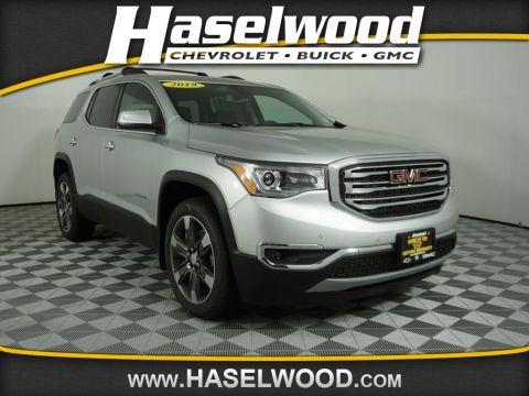 New 2019 GMC Acadia SLT2