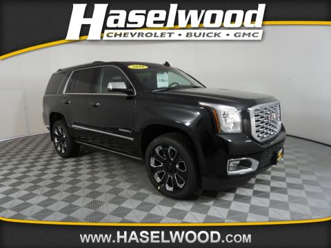 New 2019 GMC Yukon 1500 Denali