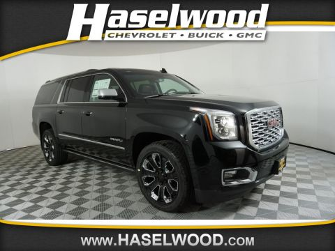 New 2019 GMC Yukon XL 1500 Denali
