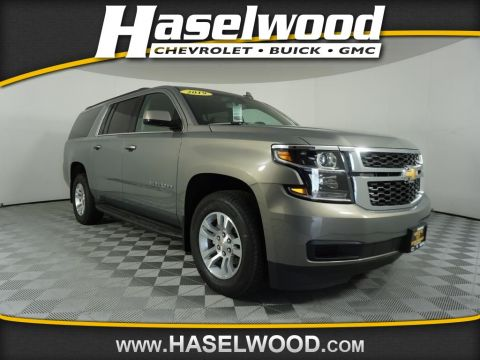 New 2019 Chevrolet Suburban 1500 LS