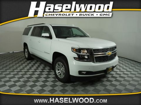 New 2019 Chevrolet Suburban 1500 LT