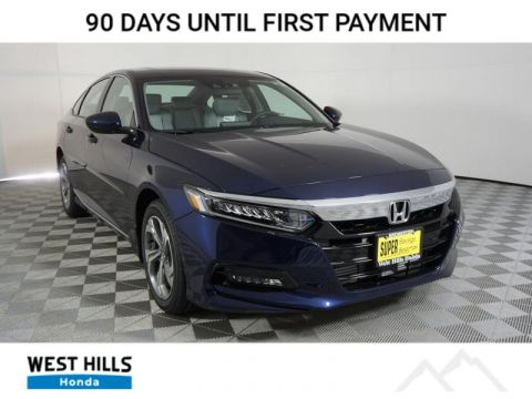 2020 Honda Accord EX 1.5T