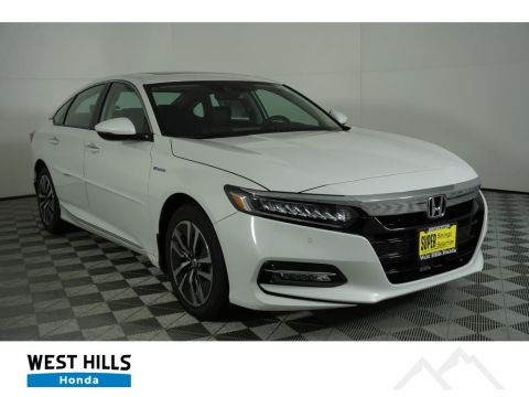 New 2020 Honda Accord Hybrid Touring With Navigation