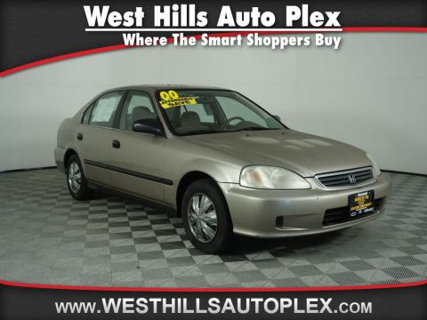Pre-Owned 2000 Honda Civic LX