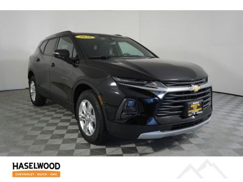 New 2020 Chevrolet Blazer 2LT AWD