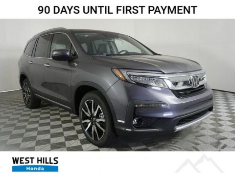 New 2020 Honda Pilot Touring 8-Passenger With Navigation & AWD