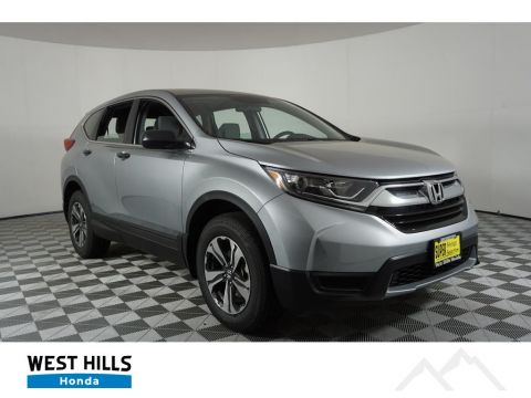 New 2019 Honda CR-V LX 4WD
