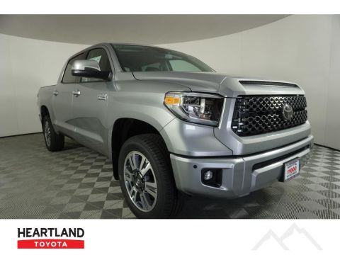 New 2020 Toyota Tundra Platinum With Navigation & 4WD