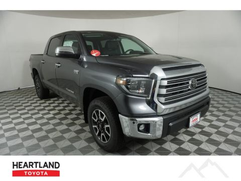 New 2020 Toyota Tundra Limited With Navigation & 4WD