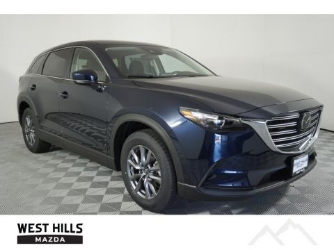 New 2019 Mazda CX-9 Sport 4WD