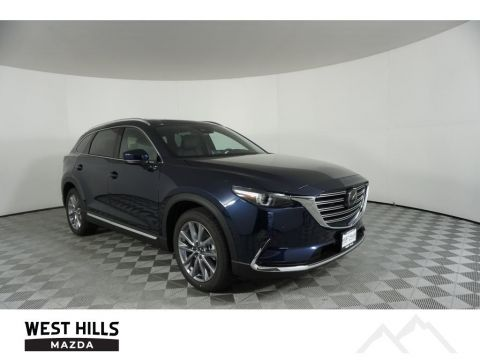 New 2020 Mazda CX-9 Grand Touring With Navigation & 4WD