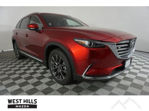 New 2020 Mazda CX-9 Signature With Navigation & 4WD
