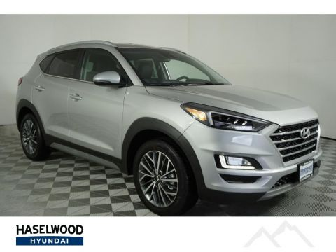 New 2020 Hyundai Tucson LIMITED 4WD