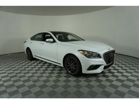 New 2019 Genesis G80 3.8L Sport With Navigation & AWD