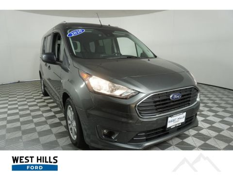 New 2020 Ford Transit Connect XLT FWD 4 Door Van; Long Wheelbase