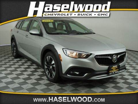 New 2018 Buick Regal TourX Base