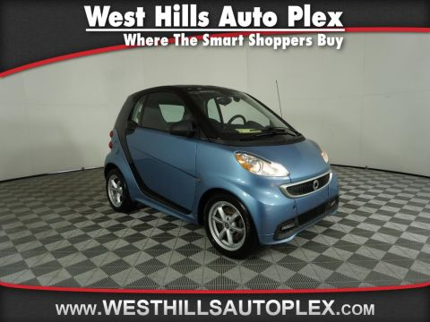 Pre-Owned 2015 smart fortwo passion
