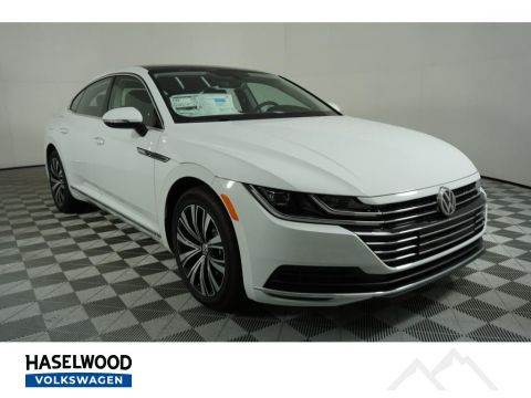 New 2019 Volkswagen Arteon SEL With Navigation & AWD
